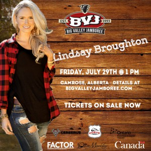 Lindsay Big Valley Jamboree