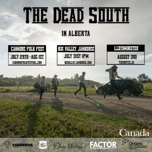 The Dead South in Alberta